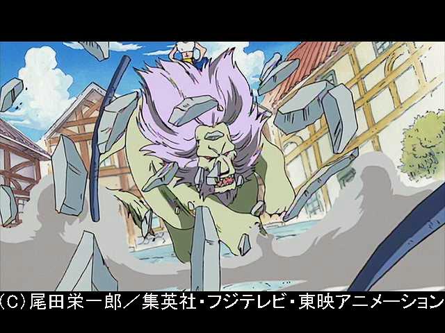 #6 絶体絶命!猛獣使いモージVSルフィ!