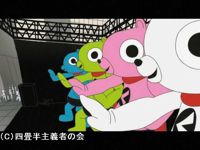 #7 サークル「ヒーローショー同好会」
