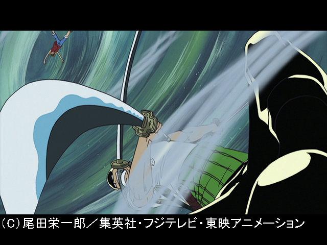 #66 真剣勝負!ルフィVSゾロ謎の大決闘!