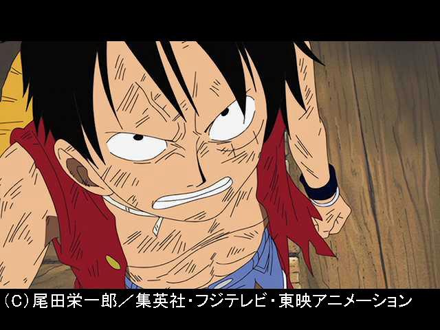 #182 遂に激突!海賊ルフィVS神・エネル!!