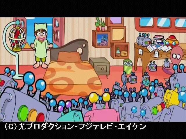鉄人28号ガオ!2014年3月放送分