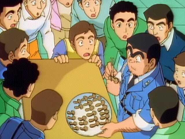 #59 マツタケ警備隊出動