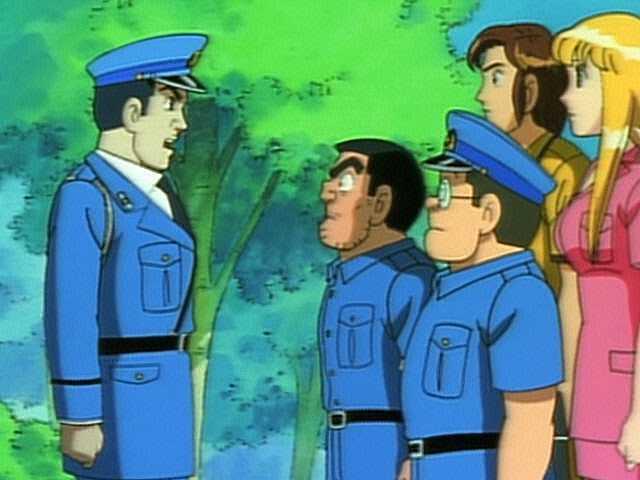 #143 出動!ロボット警官