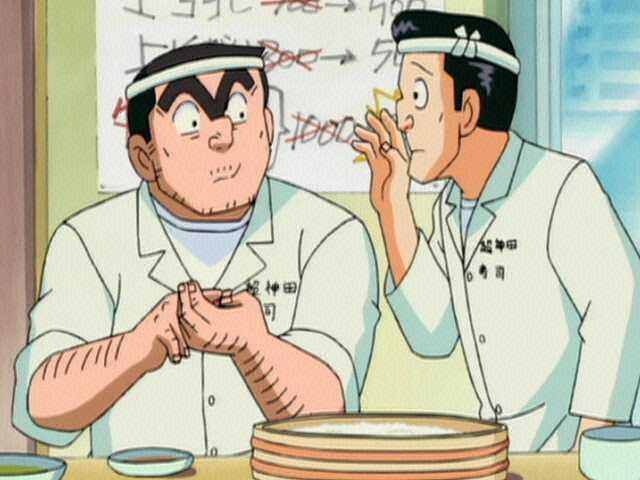 #319 超神田寿司のれん分け対決