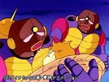#46 忍法ふたご機械獣登場