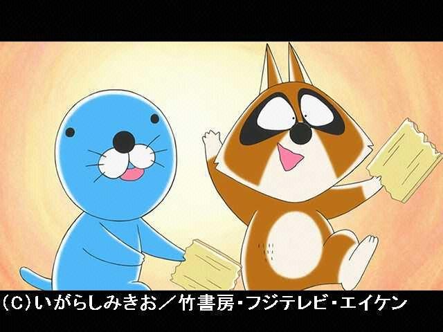 #29 2016/10/22放送 アナグマくんてヘン?