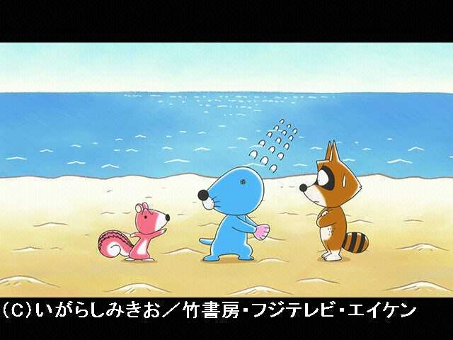 #31 2016/11/5放送 シマリスくんの犯人さがし