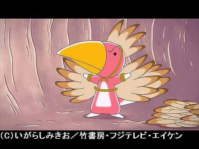 #124 2018/9/1放送 飛べ!シマリスくん