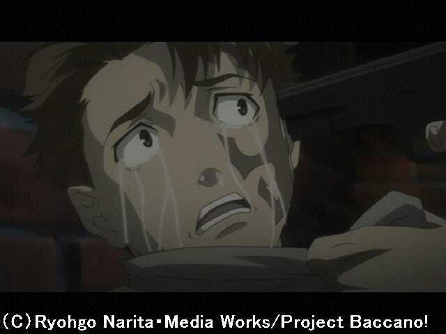 第5幕「ジャグジー・スプロットは泣いて怯えて蛮勇を…
