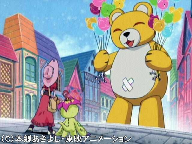 第6話 パルモン怒りの進化!