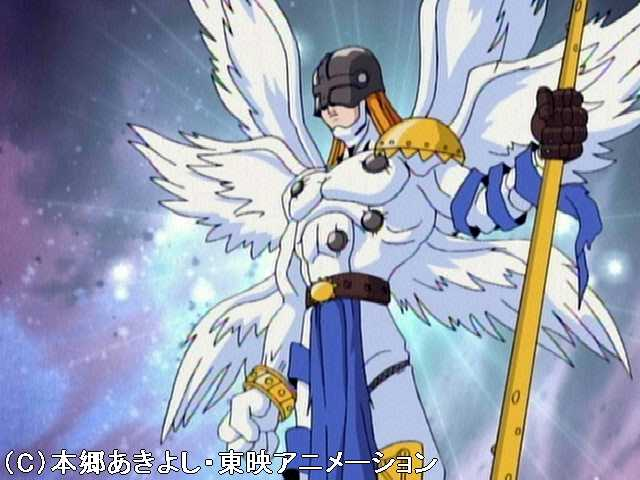 第13話 エンジェモン覚醒!