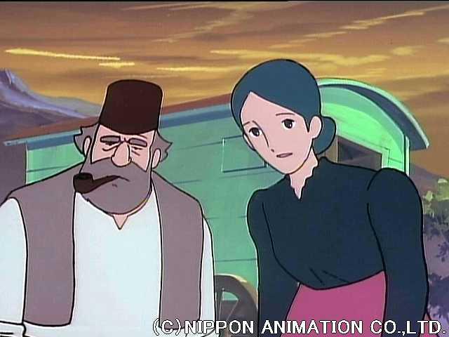 第5話 おじいさんと孫
