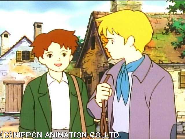 第4話 似顔絵の少年