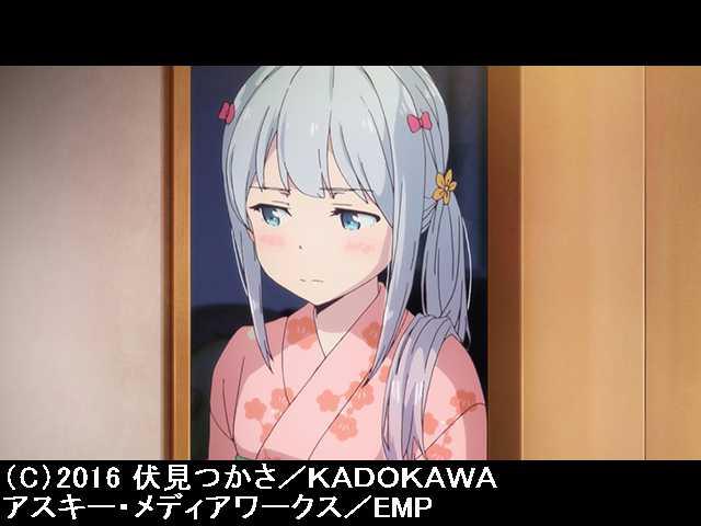 #8 「夢見る紗霧と夏花火」