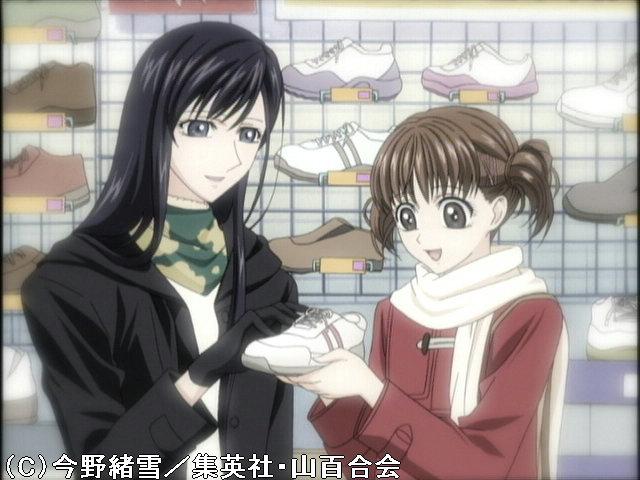 第13話 「ごきげんよう、お姉さま」