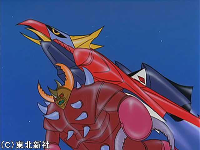 第3話 鋼鉄獣ガーダ