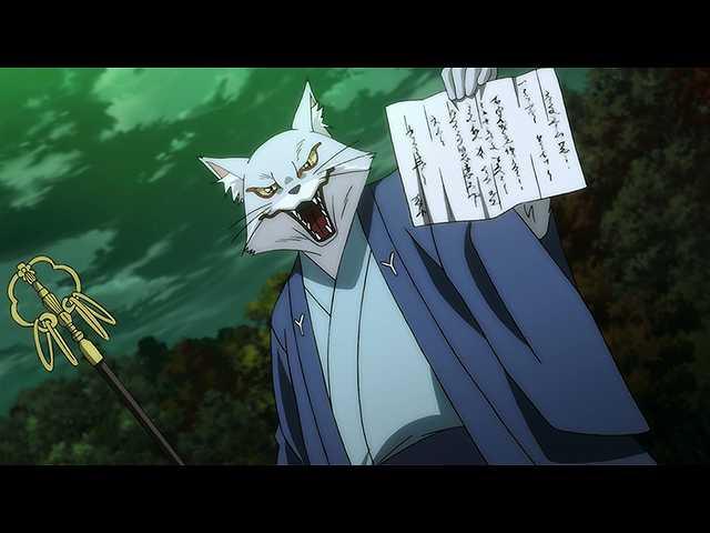 第33話 狐の嫁入りと白山坊