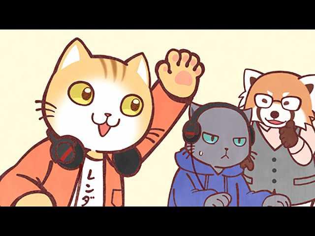 【無料】第1話「ぼくたち働くお兄さん!!」
