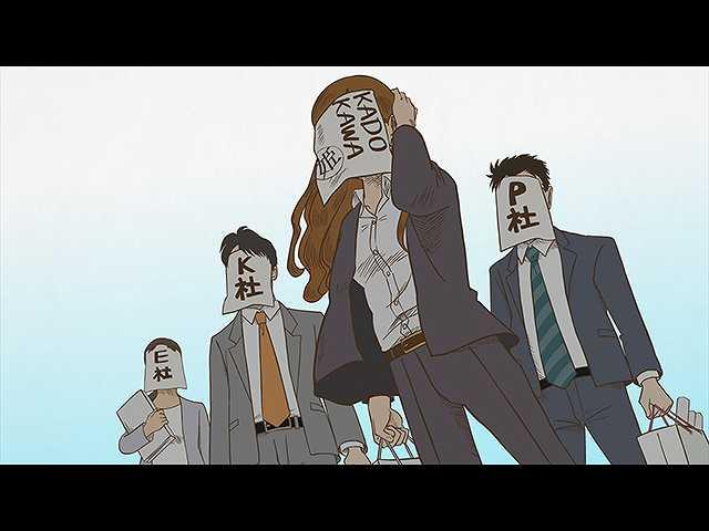 #3 A「仁義なき戦い」/B「漫画迷子」