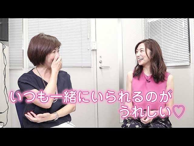 「佐々木恭子×松村未央」