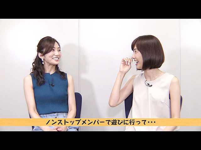 「松村未央×山﨑夕貴」
