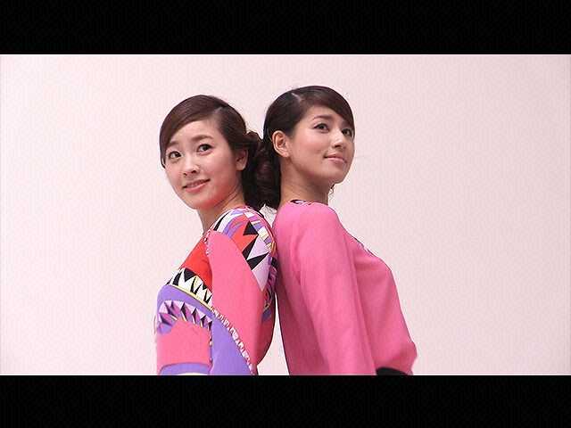 フジテレビ女性アナウンサー×Numero TOKYO カレンダ…