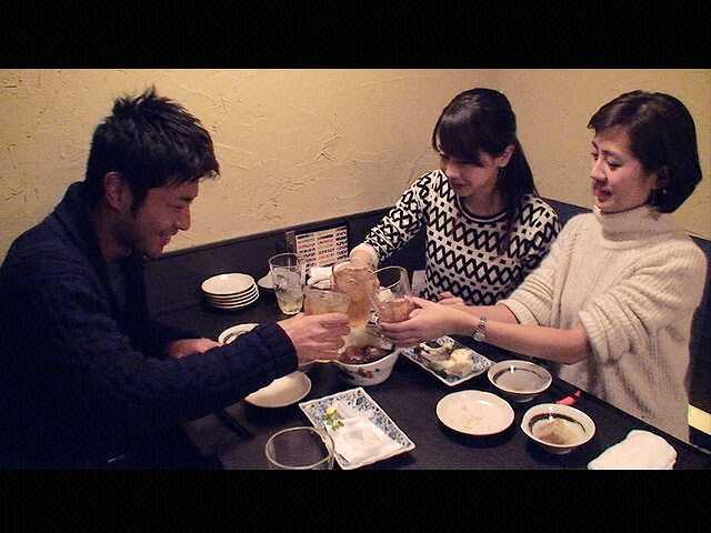 '08同期 京都3人旅 -同期3人京都の夜の巻-