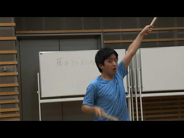 第三章 #3「『和太鼓』練習開始」