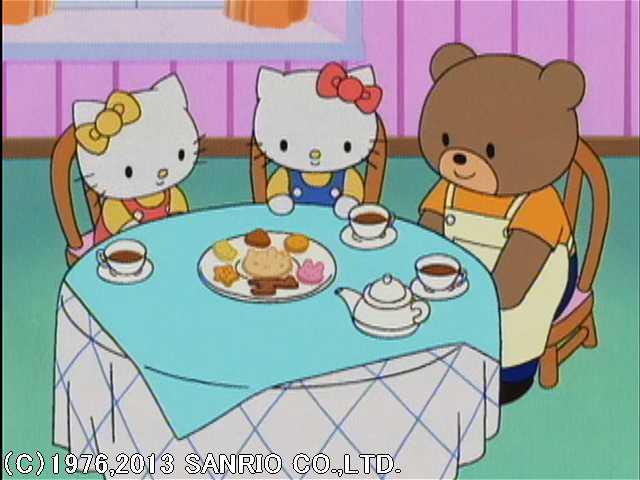#3 クッキーをつくろう/ごはんはたのしく!/ほこり…