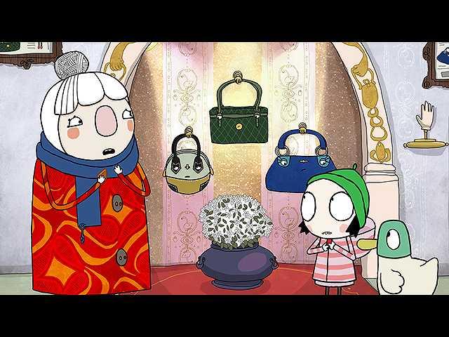 #8 (日本語吹替版)かばんはどこ?