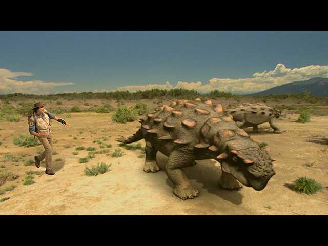 第13話 (日本語吹替版)7000万年前 アンキロサウル…
