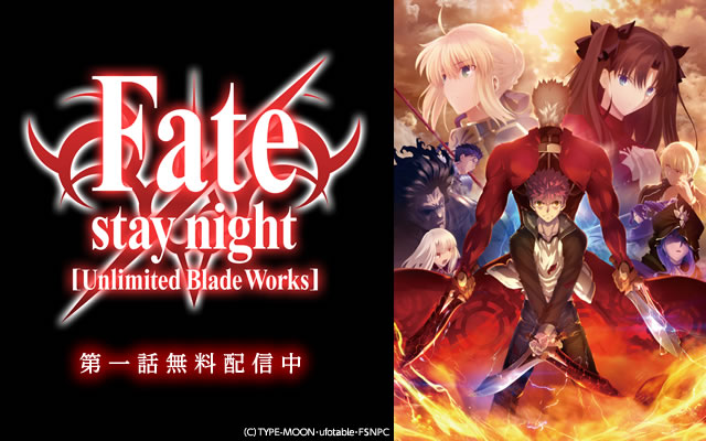 Fate/stay night [Unlimited Blade Works] シリーズ