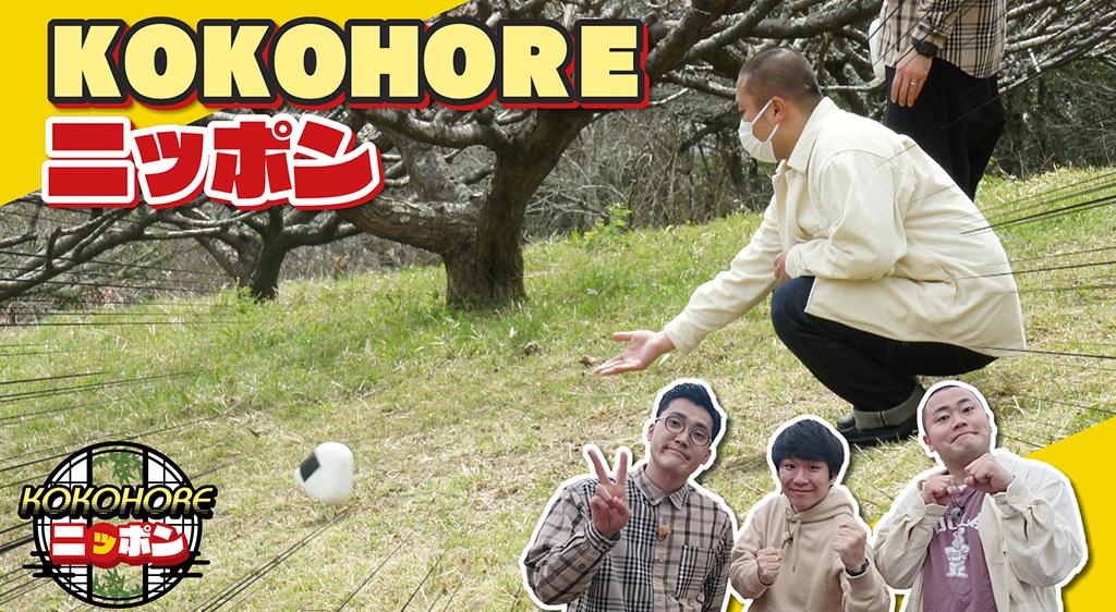 KOKOHOREニッポン