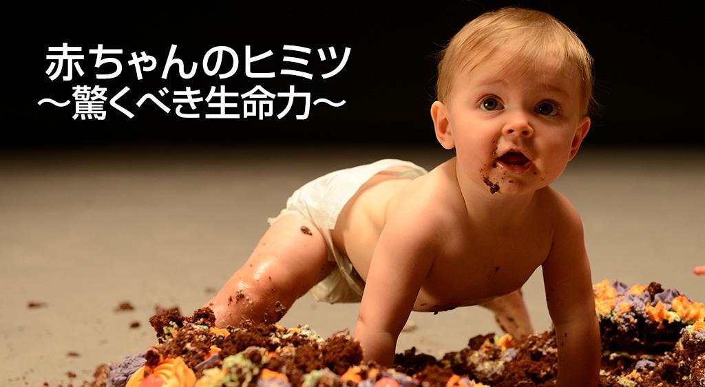 赤ちゃんのヒミツ~驚くべき生命力~