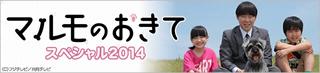 マルモのおきてスペシャル2014