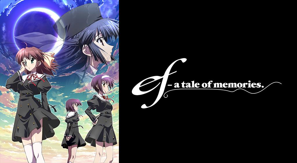 ef‐a tale of memories.