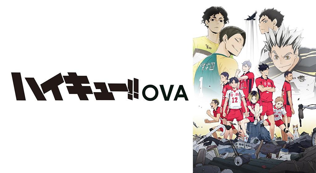 ハイキュー!! OVA