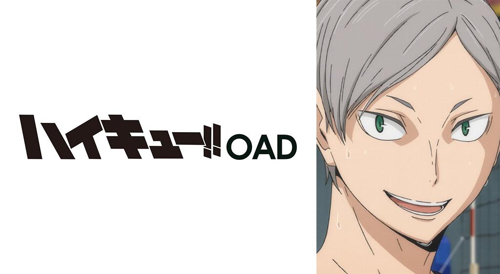 ハイキュー!! OAD