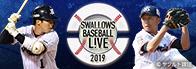 SWALLOWS BASEBALL L!VE 2019