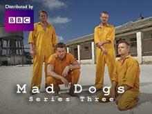 MAD DOG 3/ケープタウンの罠