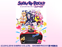 Show by Rock!!しょ~と