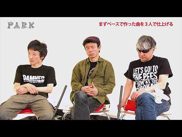 #12 -TALK- THEピーズ