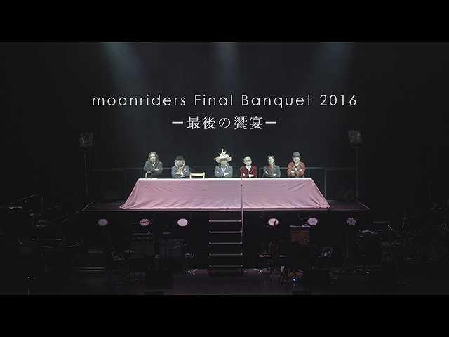 #21 【PARK SIDE】moonriders/ムーンライダーズ