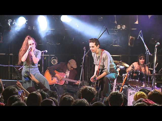 #54 【PARKSIDE】KITTY,DAISY&LEWIS -LIVE-