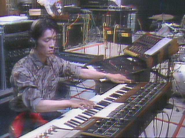 YELLOW MAGIC ORCHESTRA '80 WORLD TOUR IN AMERICA