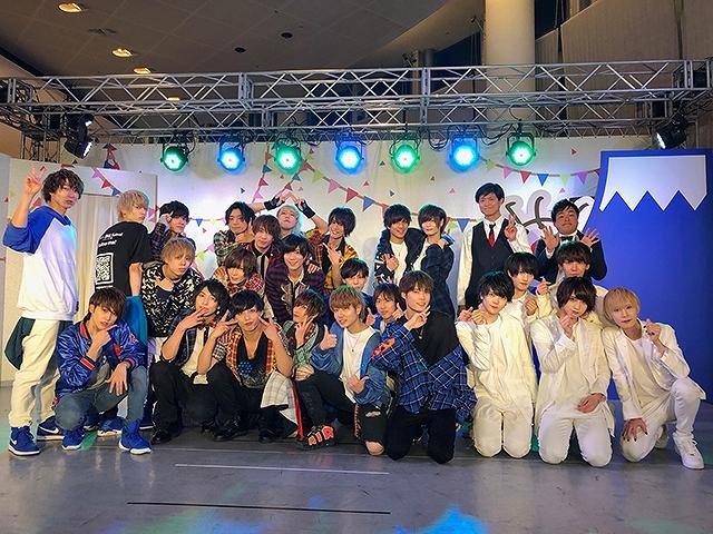 Men's IDOL Festival~メジャーのマ横~Vol.2