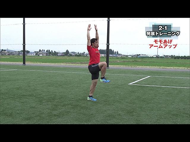 #2 発展トレーニング~ステップワーク