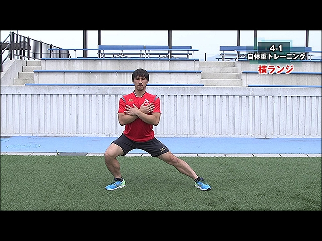#3 自体重トレーニング~岡崎スペシャル