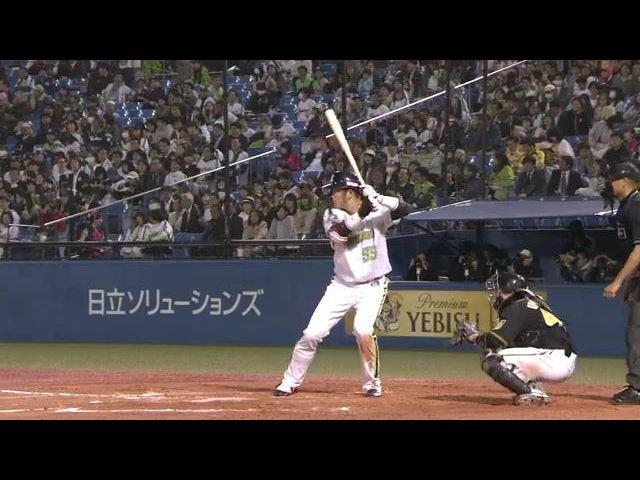 【公式戦】4月18日 対 阪神 ハイライト