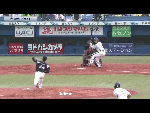 【交流戦】6月22日 対 ロッテ ハイライト